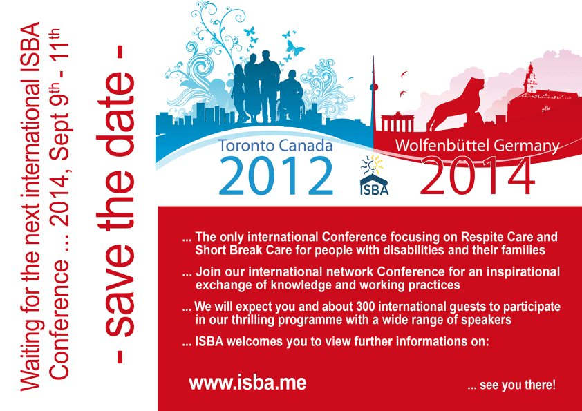 ISBA Save the Date 2014